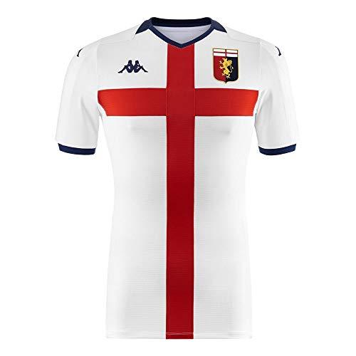 Kappa 2019-2020 Genoa Third Football Soccer T-Shirt Camiseta