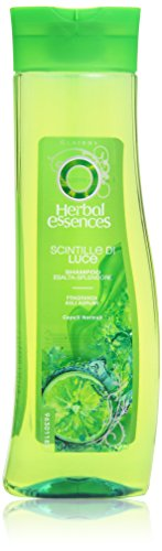 Herbal Essences - Scintille di Luce, Shampoo Esalta-Splendore, Fragranza alle Agrumi - 250 ml