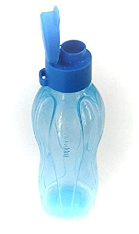 Tupperware Eco EcoEasy Flip Flop Trinkflasche 500ml (türkis)