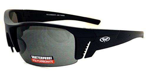 Global Vision Motorrad Brille und gratis Mikrofaser Beutel -