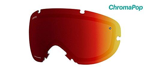 63b36e67a6d Smith Optics I OS Lens Chroma Pop Red Mirror Sun Disques de rechange