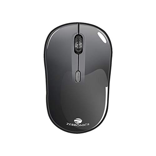 Zebronics Zoom Wireless USB Mouse