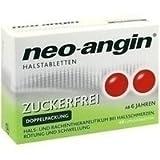 Neo-Angin Halstabletten zuckerfrei 48 stk