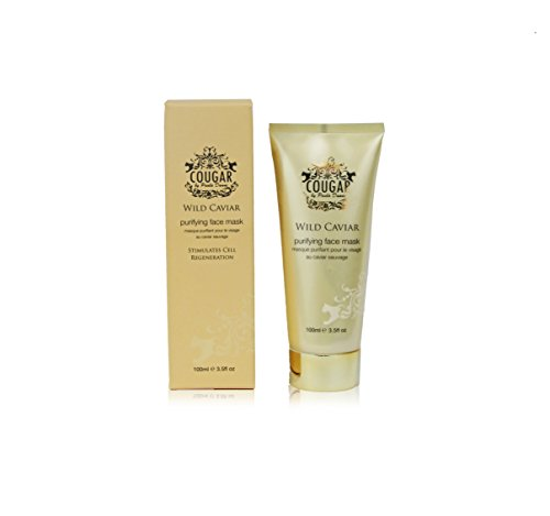 Cougar By Paula Wild Caviar Purifying Face Mask Stimulates Cell Regeneration 100ml