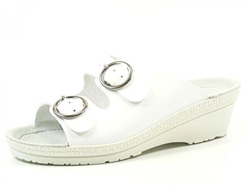 Rohde 7462-00 Neustadt -50 Chaussures femme Weiß