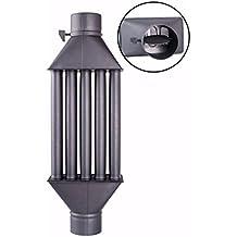 Intercambiador de calor de chimenea Diplomat intercambiador de aire caliente, enfriador de gas de escape