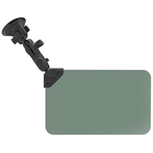 Ram Mounts UNPD RAM MNT W/Suction Visor Green, RAM-B-166-326-VIS-G1U (Green) G1u Ram