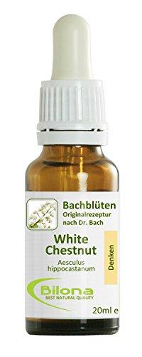 Joy Bachblüten, Essenz Nr. 35: White Chestnut; 20ml Stockbottle