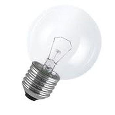 10 x Tropfenlampe 70 W Sylvania langlebig Brenndauer 8000 Std. E27 Klar Glühlampe Glühbirne von Sylvania - Lampenhans.de