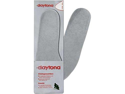 Daytona Einlegesohlen für Motorradstiefel, 43