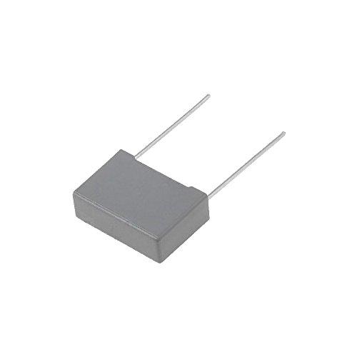 5x Kondensator Polypropylen X2, 100nF/275V AC/15 - Spannung Polypropylen Kondensator