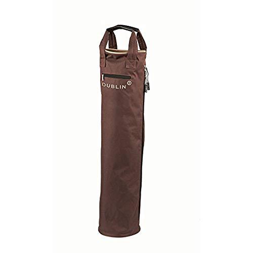 Dublin Imperial Zaumzeug-Tasche (Einheitsgröße) (Schokolade/Creme)