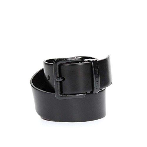 DIESEL X03716 PR227 BLACK BLACK CINTURE Uomo BLACK BLACK 105