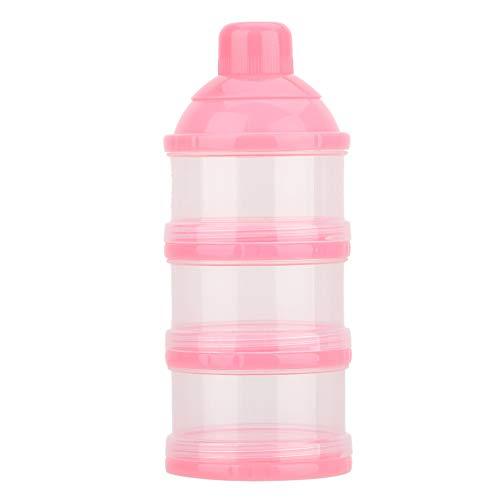 Ein (1) tragbarer Milchpulverspender von WDOIT, Milchpulver-Portionierer, Aufbewahrungsbox für...