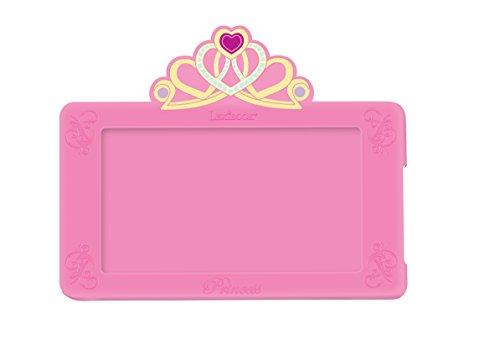 LEXIBOOK MFA51DP - Funda Protectora de Silicona para Tablet, diseño Princesas Disney