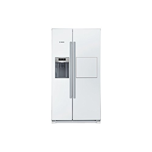 Bosch Serie 6 KAG90AW204 Independiente 522L A+ Blanco nevera puerta lado a lado - Frigorífico side-by-side (Independiente, Blanco, Puerta americana, LED, Tocar, LED)