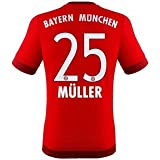 FC Bayern Müller Trikot Home 2016, XXL