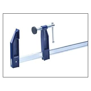 IRWIN 10503579 Record PRO CLAMP L with Tommy Bar (60-Inch / 1500-Millimetre)