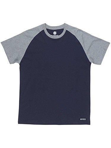 Element Herren T-Shirt Eclipse Navy