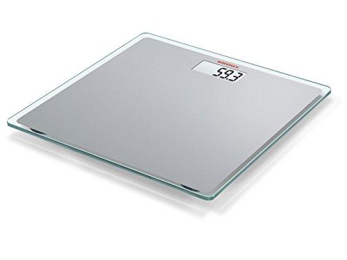Soehnle 63538 Digitale Glaswaage Slim Design Silver
