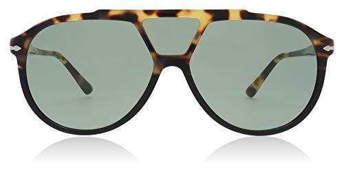 Ray-Ban Herren 0PO3217S Sonnenbrille, Schwarz (Tortoise Brown Black), 59