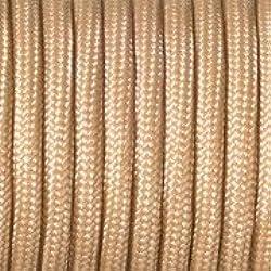 efco–550paracaídas, Poliuretano algodón, Beige, 4mm x 4m