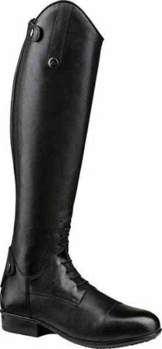 Equit'm Stivali da Equitazione Modello Primera in Pelle Liscia - Polpaccio L Abbigliamento Equitazione Stivali
