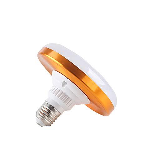Energiesparende Birnen, 120-265V führten Goldfliegende Untertassen-Birnen-Lampe geführte energiesparende Birnen-Lampe E2736W - 120v 36 Led-glühbirne