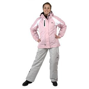 Peak Mountain Kinder Skianzug Gingo, für Mädchen von 10 bis 16 Jahren rosa 16 Jahre   03430890499382