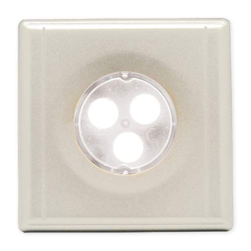Olympia Electronics Weather Spot Light Maintained PN: GR-82_WP_230V_SQ (Square)
