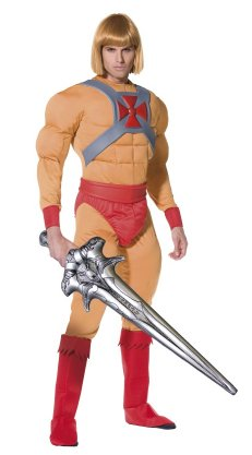 He-Man-Kostüm (Heman Kostüm)