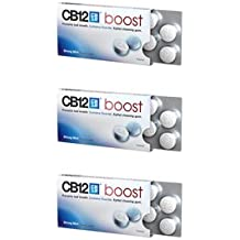 CB12 Steigern Sugar Free Gum - Starke Mint 3 Pack