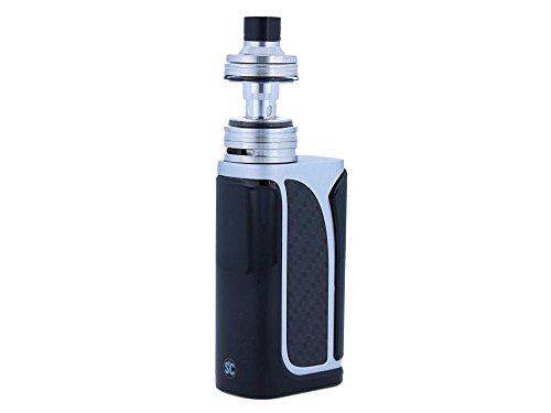 SC iKuu i200 E-Zigarette mit Melo 4 D25 Verdampfer - 4600 mAh - 4.5 ml Tankvolumen - von - Farbe: silber, 1 Stück
