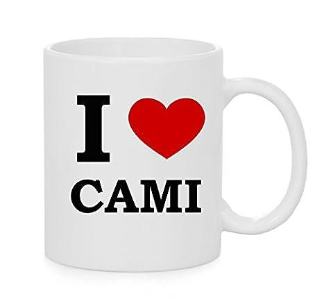 I Heart Cami (Amour) Officielle Mug