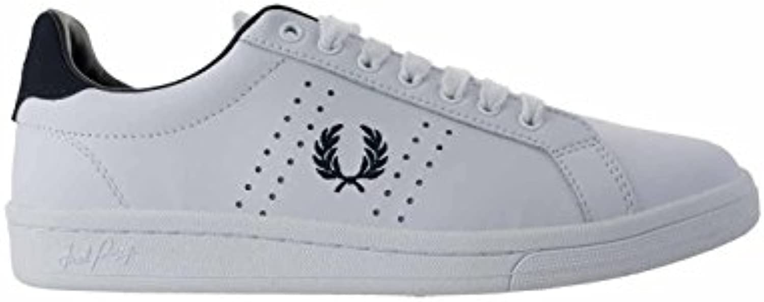 Fred Perry Zapatillas Fp B721 Leather White -