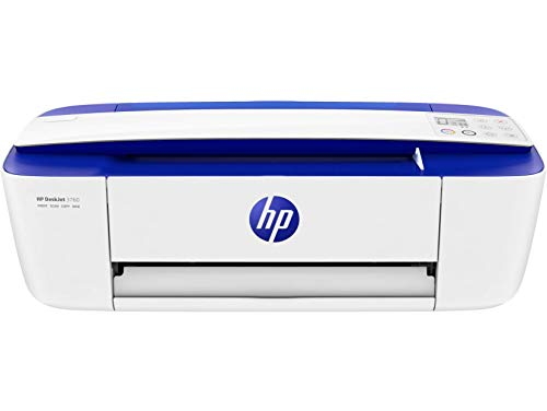 HP T8X19B Deskjet 3760 All-in-One Imprimante Bleu