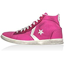 CONVERSE Zapatillas abotinadas Pro Leather Lp Fucsia EU 37
