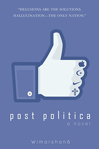 POST POLITICA: A novel about the future of sex and politics, religions and brands. (English Edition) - Nike Post