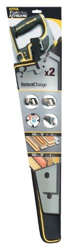 Starter Kit Scie InstantChange FatMax Xtreme fine & grosse