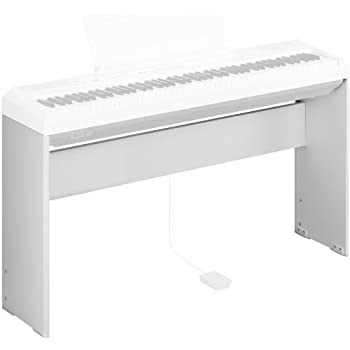 Yamaha L85 Stand for Yamaha P45 and P115 Digital Stage Pianos - White