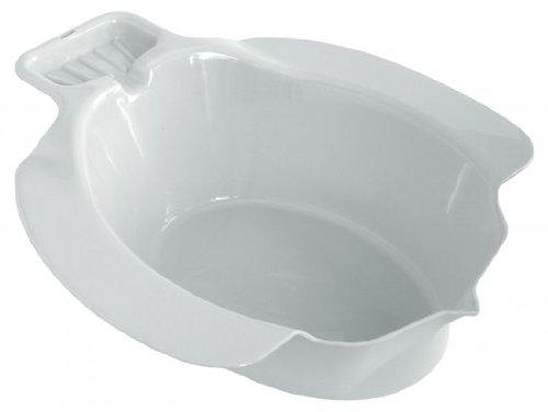 Vasca Da Bagno Plastica Portatile : Careliv seggiolino da bagno in plastica colore bianco bidet