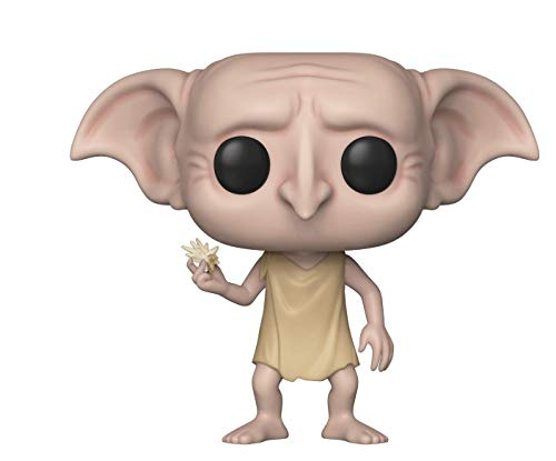 Funko 35512 Pop Vinyl: Harry Potter S5: Dobby Snapping His Fingers, Multi