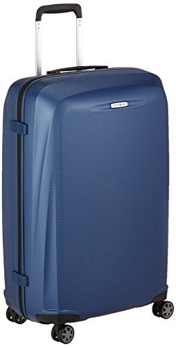 Samsonite Starfire Spinner 69/25 Maleta, 67 Litros, Color Azul