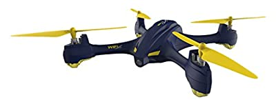 Hubsan 15030550 x4 Star Pro Quadcopter – RTF Drone with App Steuerung, HD Camera, GPS, Follow Me, Waypoints, Coming Home, Battery and Charger H507 A by Hubsan