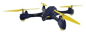 HUBSAN 15030550X4Star Pro cuadricóptero-RTF de dron con aplicación de Control, cámara HD, GPS, Follow Me, waypoints, Coming Home, batería y Cargador h507a
