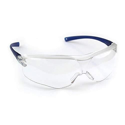 Yiqiane Motorrad Schutzvorrichtung Anti-Fog Shooting Safty Brille, Schutzbrille Eyewear Brillen UV-Schutzbrillen für den Außenbereich mit Anti-Scratch-Linsen zum Motorrad Roller Autocycle