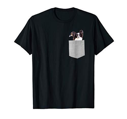 Papillons in your Pocket T-Shirt Papillon T-shirt Sweatshirt