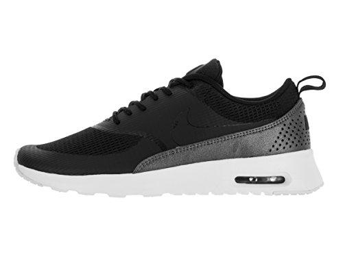 Nike W Air Max Thea Txt Scarpe da corsa, Donna Negro (Black / Black)