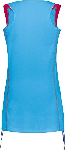 GORE RUNNING WEAR Damen ärmelloses Laufshirt, Sunlight 4.0, ILSUNL Blau - Blau