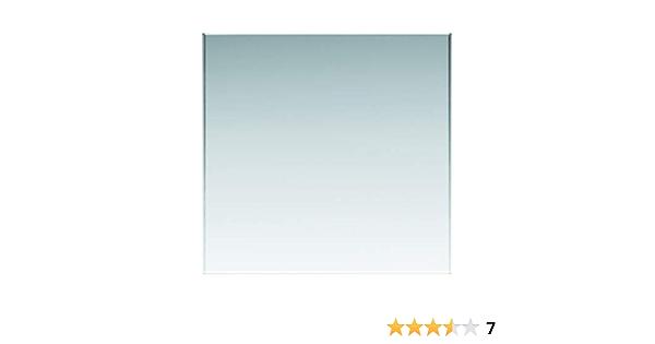 Glasplatten ESG 5mm Nach Ma/ß bis 30 x 50 cm biege- und sto/ßbelastbar. Kanten geschliffen und poliert Einscheibensicherheitsglas nach DIN 300 x 500 mm bis 220 x 350 cm klar durchsichtig